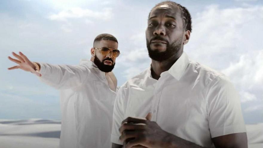 Το είδαμε κι αυτό: Ο Λέοναρντ στο νέο video clip του Drake