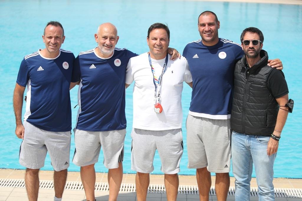 Ολυμπιακός: Πρώτη προπόνηση με φιλοδοξίες και νέα πρόσωπα