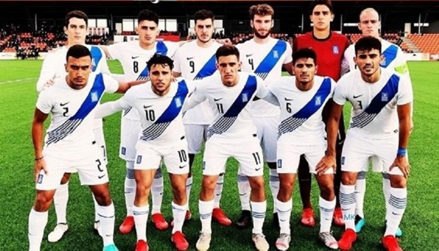 Ισλανδία-Ελλάδα: 1-1