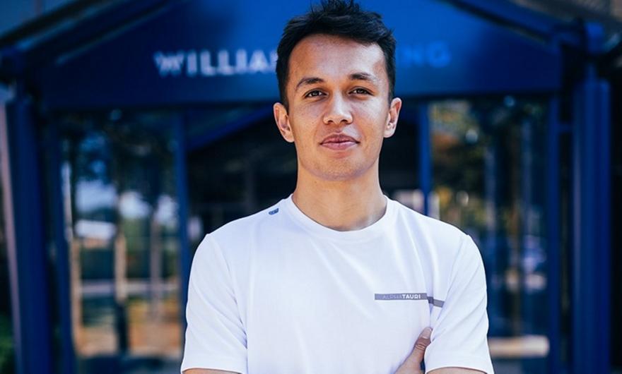 Επιστροφή Άλμπον στη Formula 1 με Williams