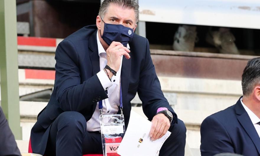 Ζαγοράκης: «Είμαστε όλοι ένοχοι για το ελληνικό ποδόσφαιρο»