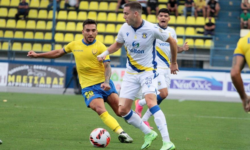 Παναιτωλικός-Αστέρας Τρίπολης: 0-0