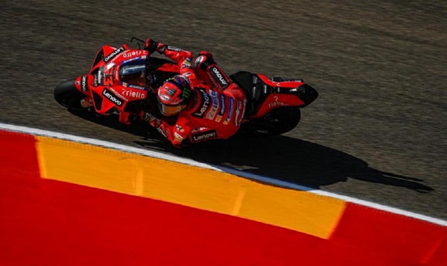 MotoGP Αραγονίας: Τρομερός Μπανάια, πήρε την pole position