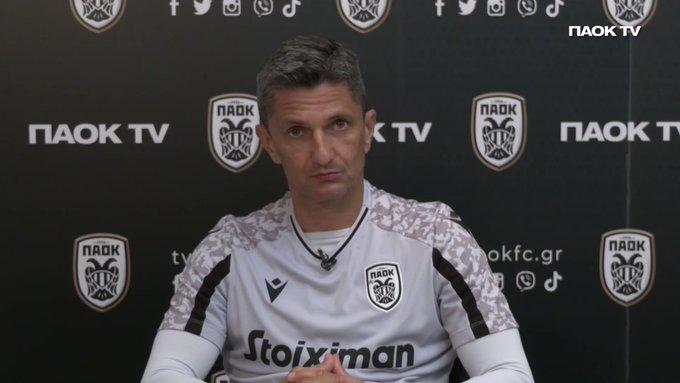 ΠΑΟΚ: Οι στόχοι που έθεσε ο Ραζβάν Λουτσέσκου