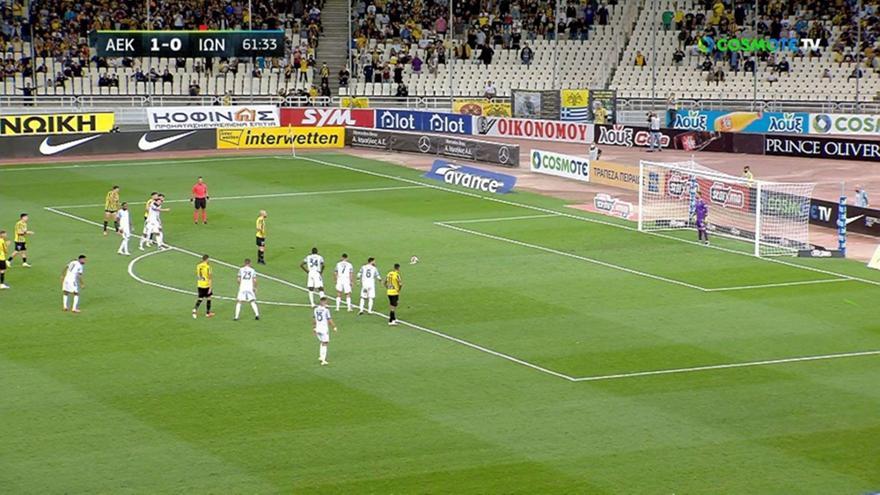 Άνοιξε λογαριασμό ο Άμραμπατ, 2-0 η ΑΕΚ