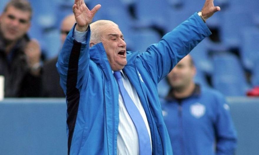 Γιάννης Μαντζουράνης: Έφυγε ο «Εθνικάρας»