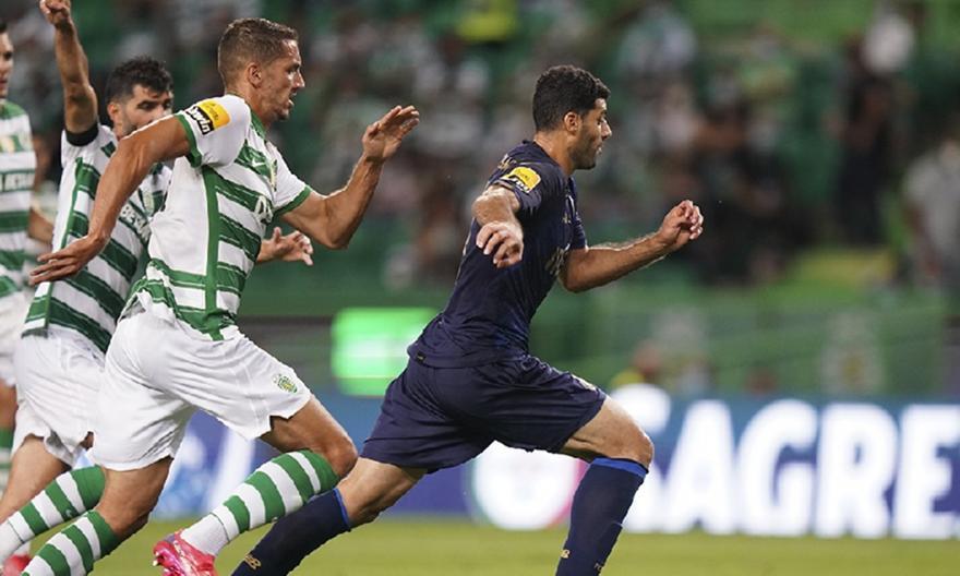 Σπόρτινγκ Λισαβόνας-Πόρτο: 1-1