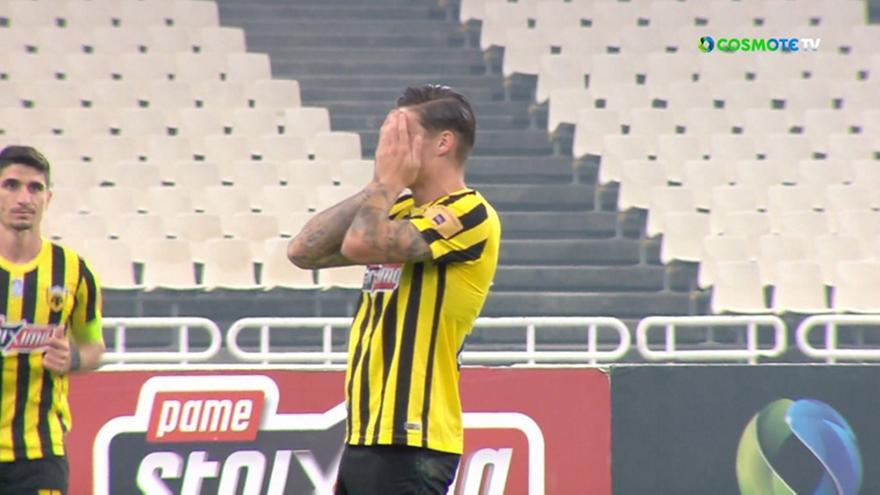 Ντεμπούτο με γκολάρα για Τσούμπερ, 3-0 η ΑΕΚ!