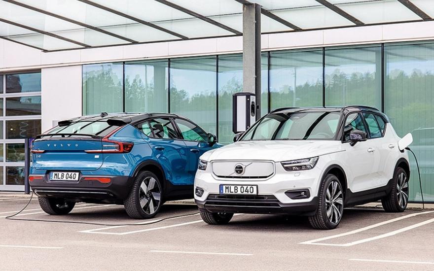 Αυτονομία και ταχεία φόρτιση, νέα εποχή για ηλεκτρικά Volvo