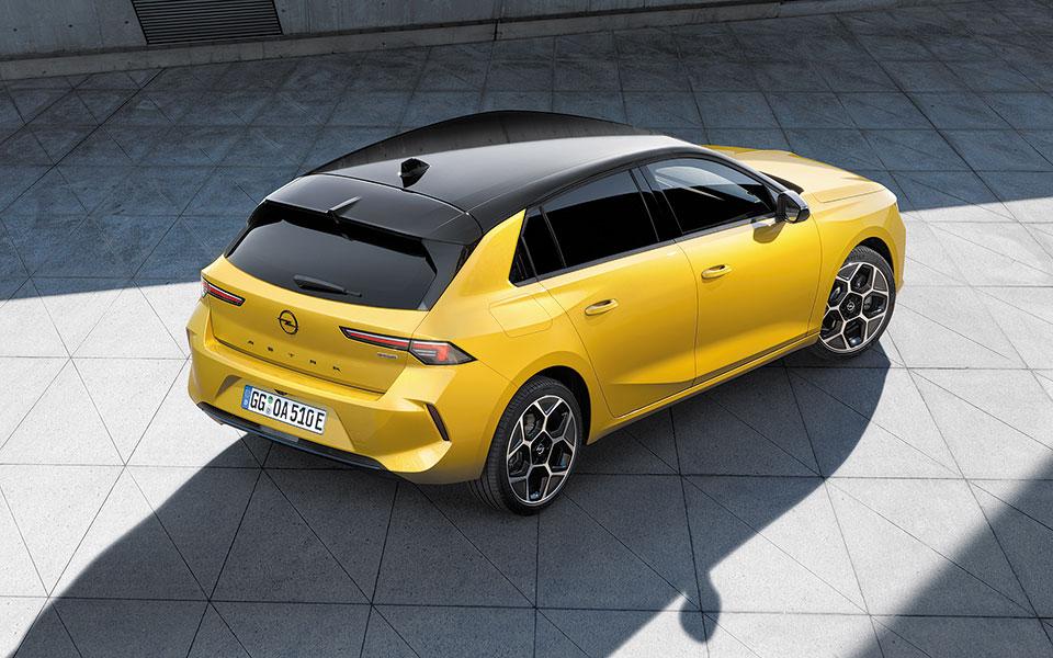 Opel Astra, δυναμικό και εξηλεκτρισμένο