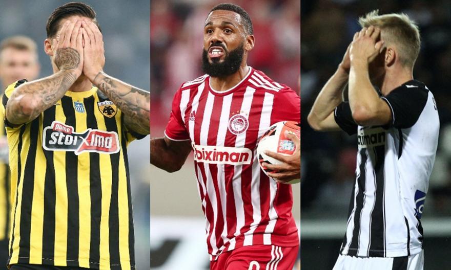 Τα σχόλια στον bwinΣΠΟΡ FM 94,6 για τα ματς Ολυμπιακού, ΑΕΚ και ΠΑΟΚ στην πρεμιέρα της Super League!