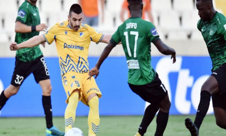ΑΠΟΕΛ-Ολυμπιακός Λευκωσίας 0-1