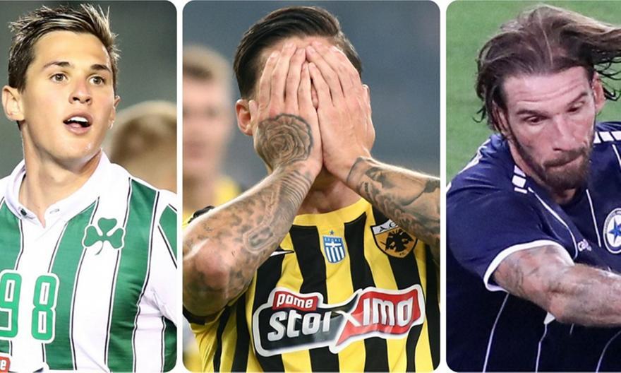 Super League: Η κορυφαία ενδεκάδα της 1ης αγωνιστικής
