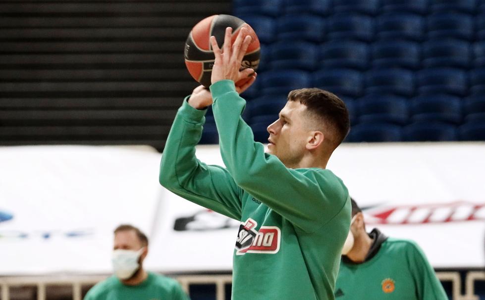 Νέντοβιτς: «Η καλύτερη επιλογή ήταν να μείνω στον ΠΑΟ»