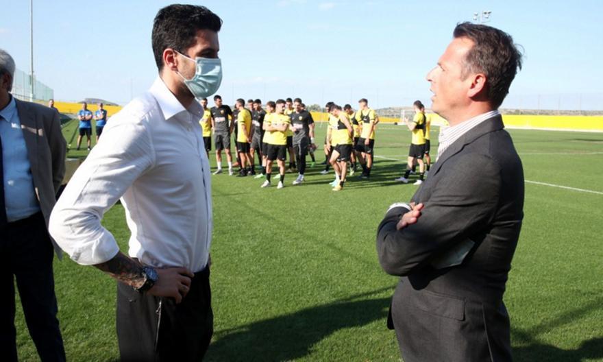 Τσακίρης: «Ίσως δεν έχει κλείσει ακόμα το ρόστερ της ΑΕΚ»