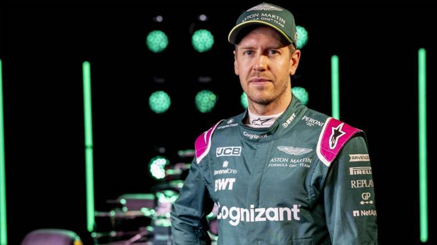 Φέτελ: Σιγουριά στην Aston Martin για την παραμονή του