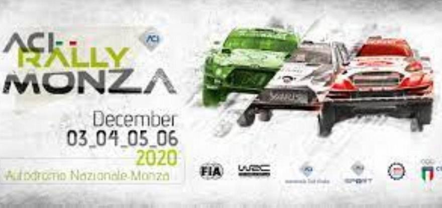 Στη Μόντσα το τελευταίο φετινό Ράλι στο WRC