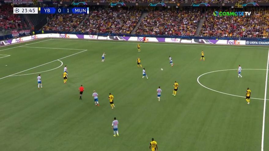 Γιουνγκ Μπόις-Γιουνάιτεντ: Tα highlights του ματς