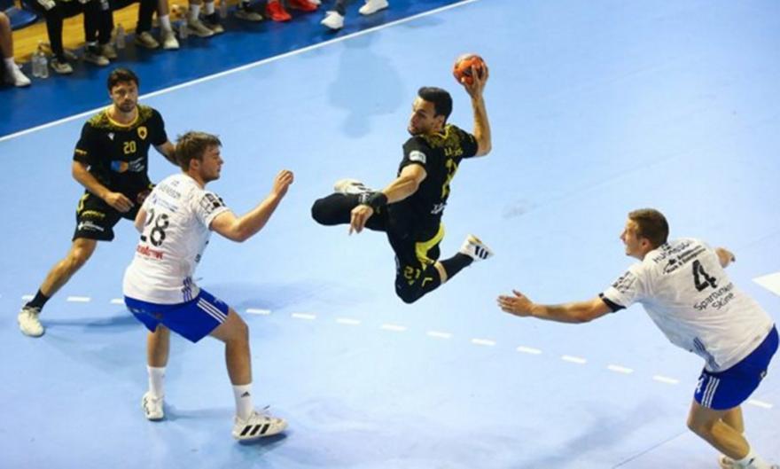 Στη Χαλκίδα οι αγώνες της ΑΕΚ στο EHF