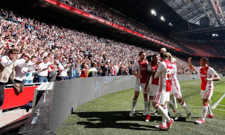 Ολλανδία: Γεμίζουν τα ολλανδικά γήπεδα, στο 100% η πληρότητ