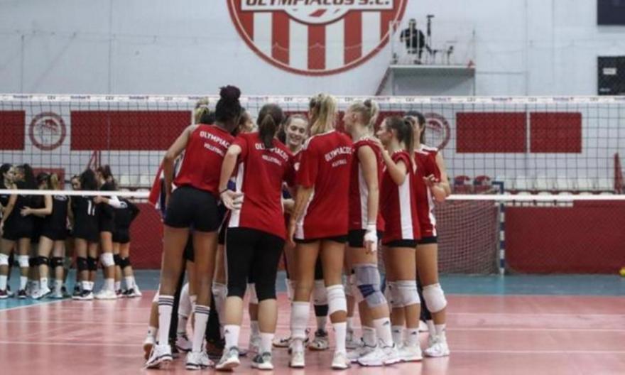 Turkish Airlines-Ολυμπιακός 3-0 σετ