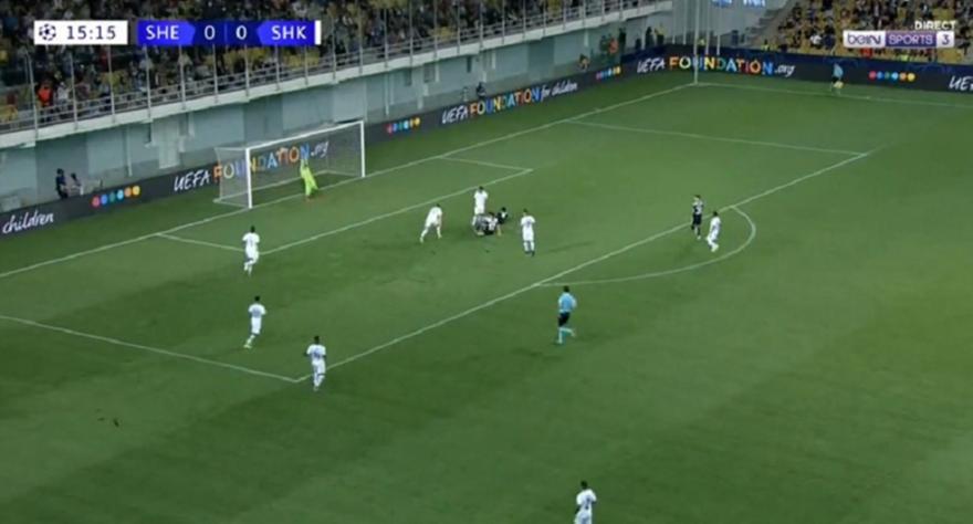 Σέριφ-Σαχτάρ: Ασίστ Κριστιάνο, γκολ Τραορέ και 1-0