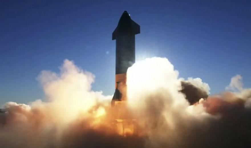 Έτοιμοι για εκτόξευση οι πρώτοι αστροναύτες-τουρίστες