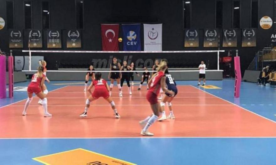 Βάκιφμπανκ-Ολυμπιακός 3-0 σετ