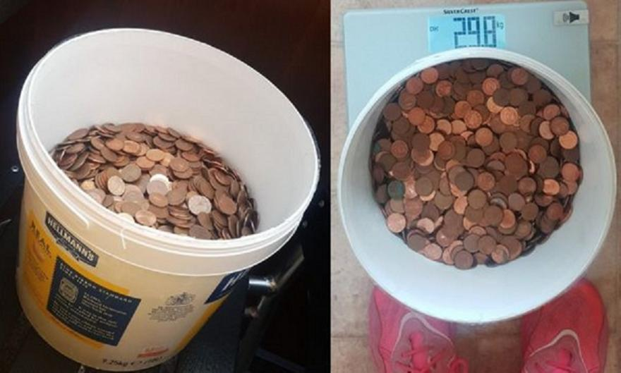 Δουβλίνο: Zήτησε τον μισθό του και του έδωσαν κέρματα