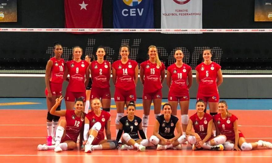 Ολυμπιακός: Τρίτη «φιλική» ήττα στην Τουρκία