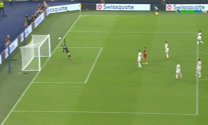 Ρόμα-ΤΣΣΚΑ Σόφιας: 2-1 με γκολάρες