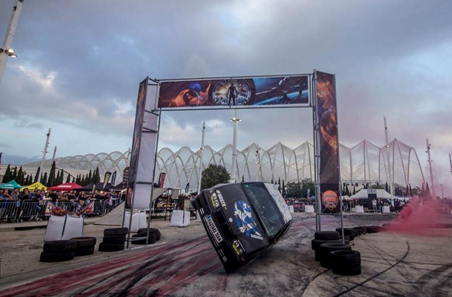 Ανοίγει αύριο η αυλαία του 19ου Motor Festival του ΟΑΚΑ