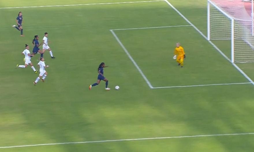 Εθνική Γυναικών: Συντριβή με 10 γκολ από τη Γαλλία