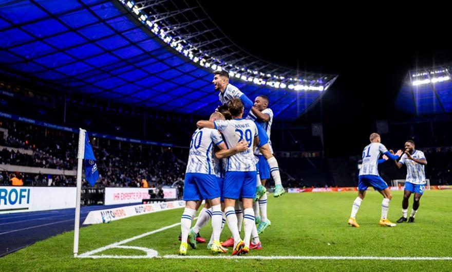 Χέρτα Βερολίνου-Γκρόιτερ Φιρτ: 2-1