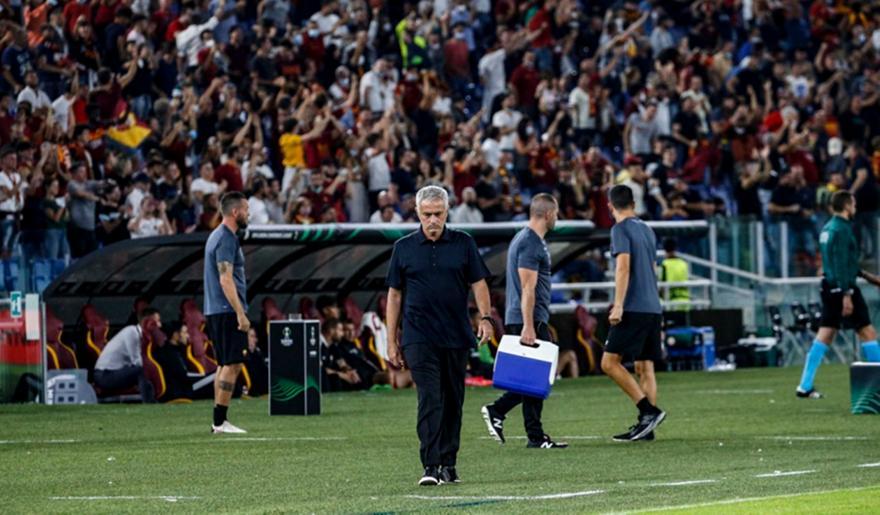Μουρίνιο μετά το 5-1 της Ρόμα: «Δεν παίξαμε καλά»