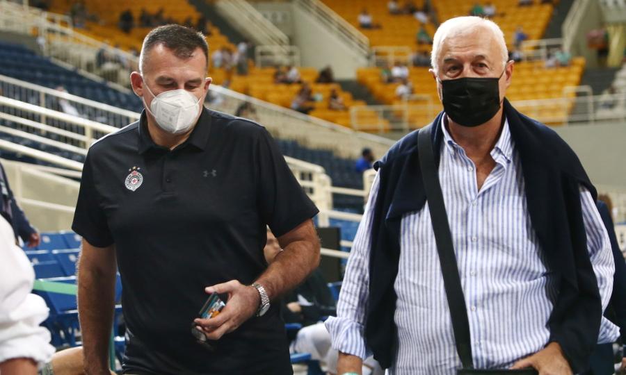 Σάκοτα: Στο ΟΑΚΑ για το «Παύλος Γιαννακόπουλος»