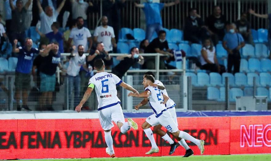 ΠΑΣ Γιάννινα-Παναθηναϊκός 1-0