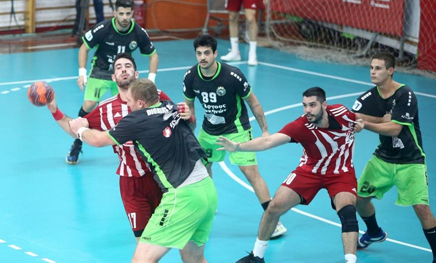 Handball Premier: Καλή αρχή ο Ολυμπιακός