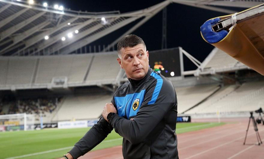 Μιλόγεβιτς: «Πρέπει να συνδέσουμε το αποτέλεσμα με την καλή ομαδική απόδοση»