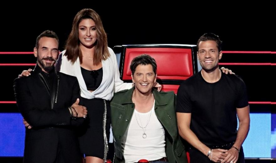 The Voice of Greece: Τι θα δούμε στις blind auditions
