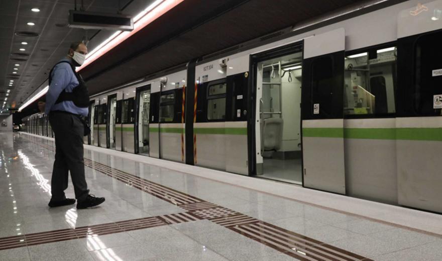 ΜΜΜ: Τροποποιήσεις το Σάββατο στα δρομολόγια του μετρό