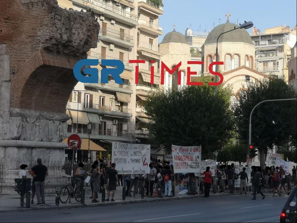 Παύλος Φύσσας: Συγκεντρώσεις σε Κερατσίνι και Θεσσαλονίκη