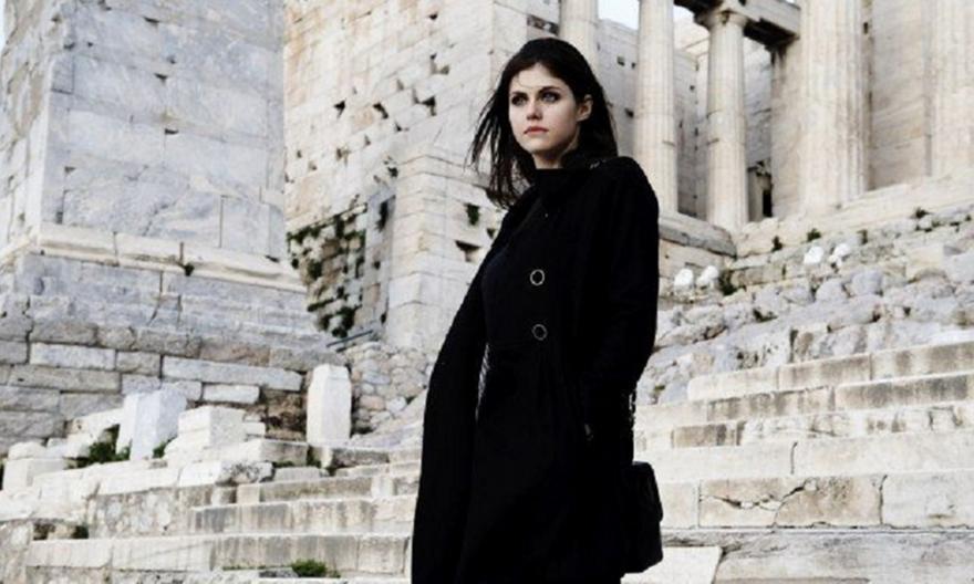 Η «καυτή» Αλεξάντρα Νταντάριο στην Αθήνα για διακοπές