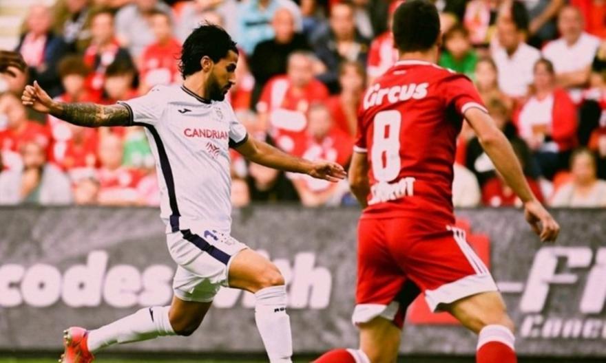 Σταντάρ Λιέγης-Άντερλεχτ: 0-1