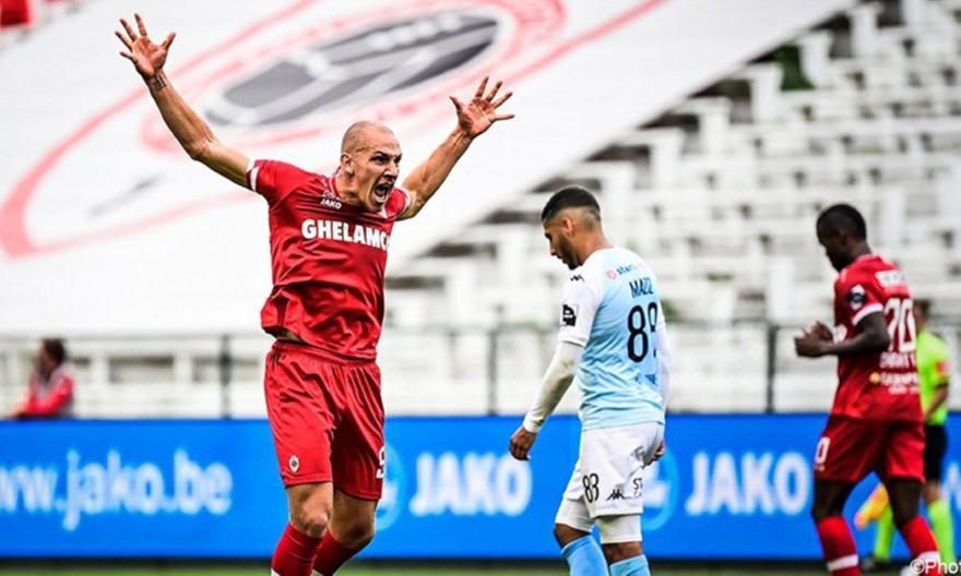 Αντβέρπ-Σερένγκ: 2-1