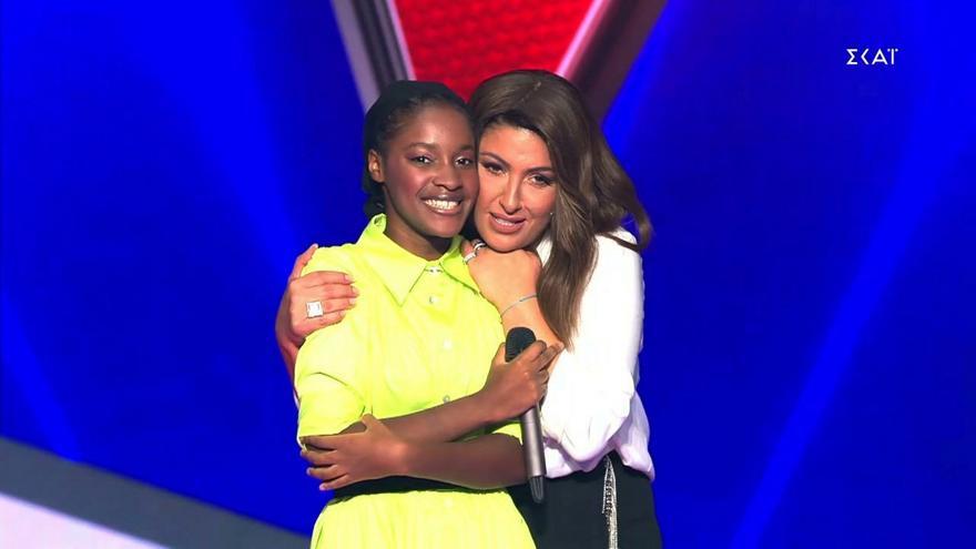 The Voice of Greece: Μάγεψε 16χρονη από τη Νιγηρία