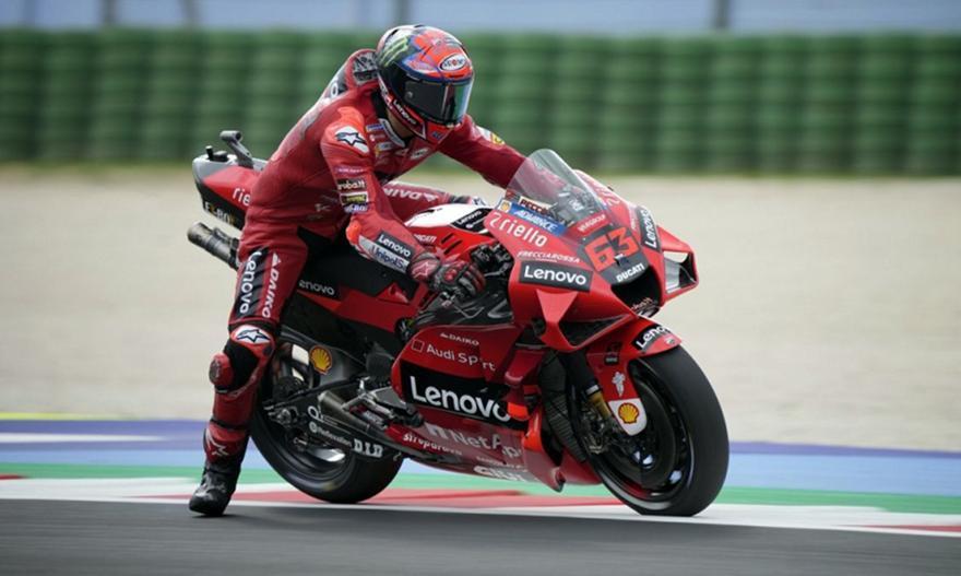 Moto GP: Σπουδαία νίκη του Μπανάια στο Σαν Μαρίνο