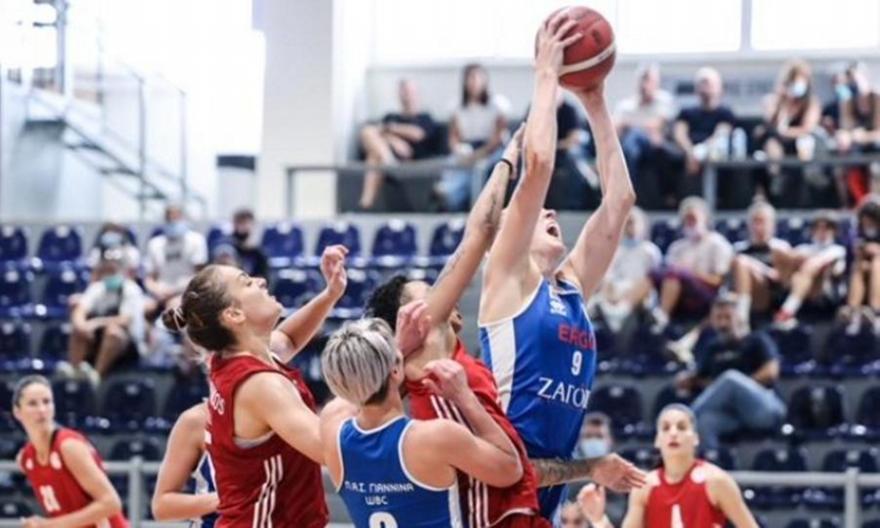 ΠΑΣ Γιάννενα-Ολυμπιακός 63-67