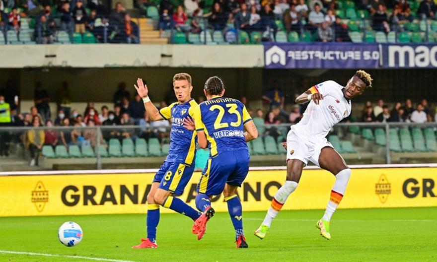 Βερόνα-Ρόμα: 3-2