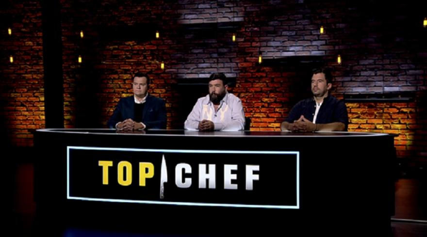 Top Chef: Οι τρεις νέοι αρχηγοί και ο πρώτος υποψήφιος